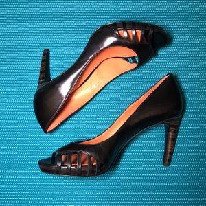 Via Spiga open toed heels